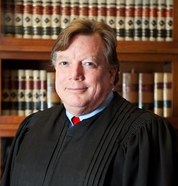 Bruce Winters, Judge